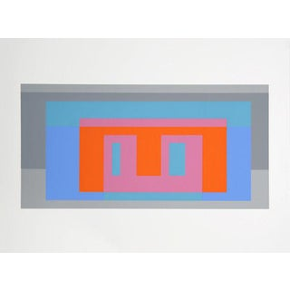 "Josef Albers ""Portfolio 1, Folder 17, Image 1"" Print"