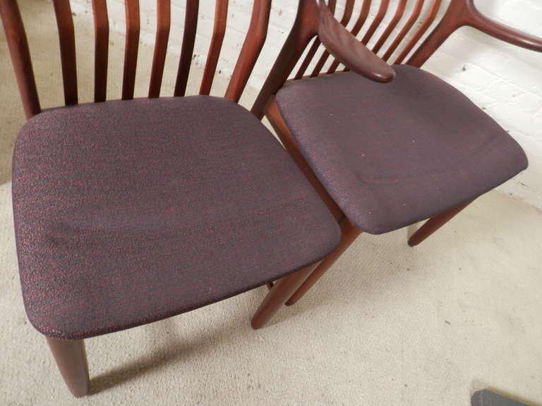 Vintage Danish Moreddi Stamped Teak Chairs Set of 4  : vintage danish moreddi stamped teak chairs set of 4 7468aspectfitampwidth640ampheight640 from www.chairish.com size 640 x 640 jpeg 50kB