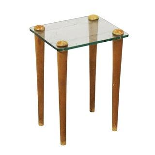 Gilbert Rohde Petite Side Table
