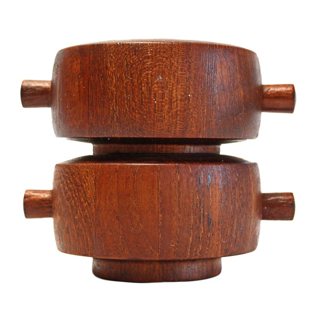 Dansk Jens Quistgaard Teak Salt & Pepper Mill - Image 1 of 7