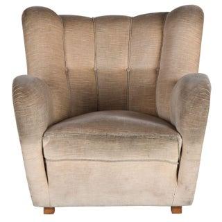 Vintage Danish Chair C. 1950
