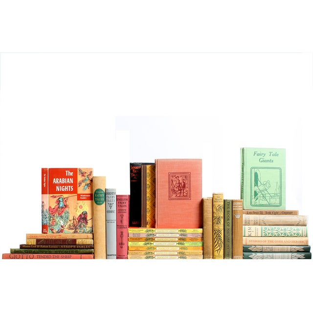 Image of Children's Fiction & Fantasy Library - S/30
