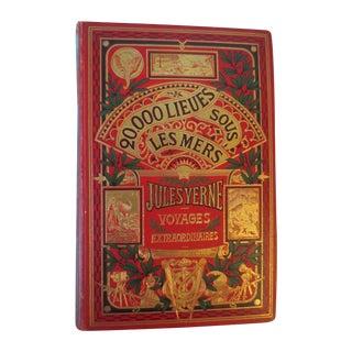20,000 Lieus Sous Les Mers, Jules Verne, 1910
