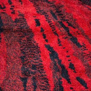 """Marvelous """"Orfeo"""" Wool Carpet by Renata Bonfanti"""