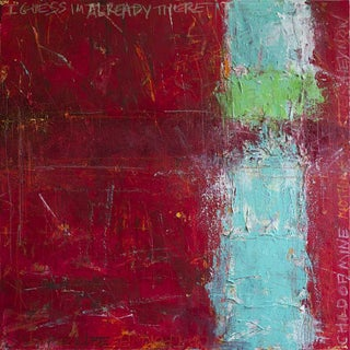 """1415"" Original Abstract Painting"