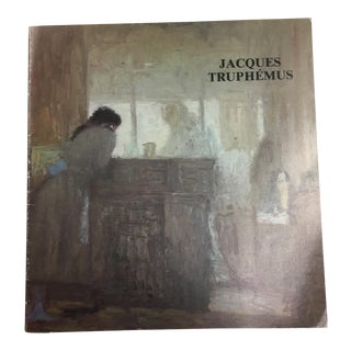 1986 Jacques Truphemus Exhibition Catalog