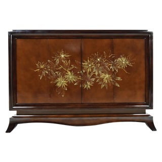 1930s French Chinoiserie Dry-Bar