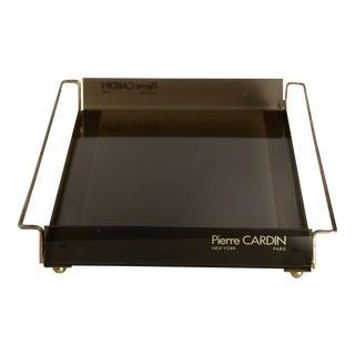 Pierre Cardin Vanity Tray