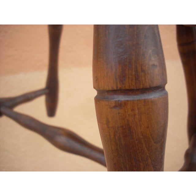 Primitive Windsor Chair - Image 4 of 7