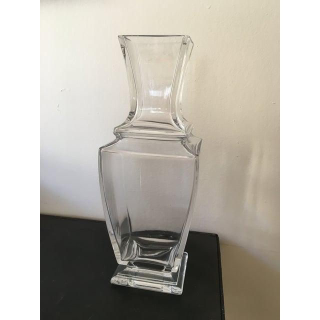 Baccarat Crystal Pearl Vase - Image 2 of 5