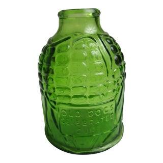 Wheaton Glass Corn Apothocary Jar