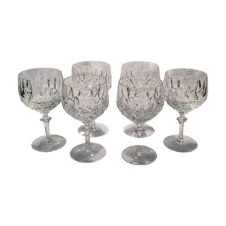 La Scala by Gorham Crystal Wine Glasses - Set of 6