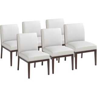 Modern Othello Dining Chairs - Set of 6