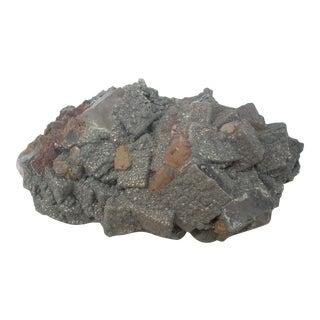 Fluorite & Pyrite Geode