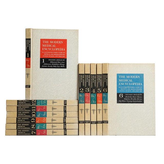 1960's Modern Medical Encyclopedia Set, S/12 - Image 3 of 3