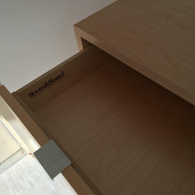 Image of Room & Board Custom Copenhagen Storage Console