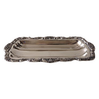 Georgian Style Towle Serving Tray