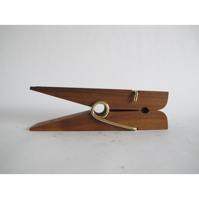 Oversized Wooden Clothespin - Image 4 of 5