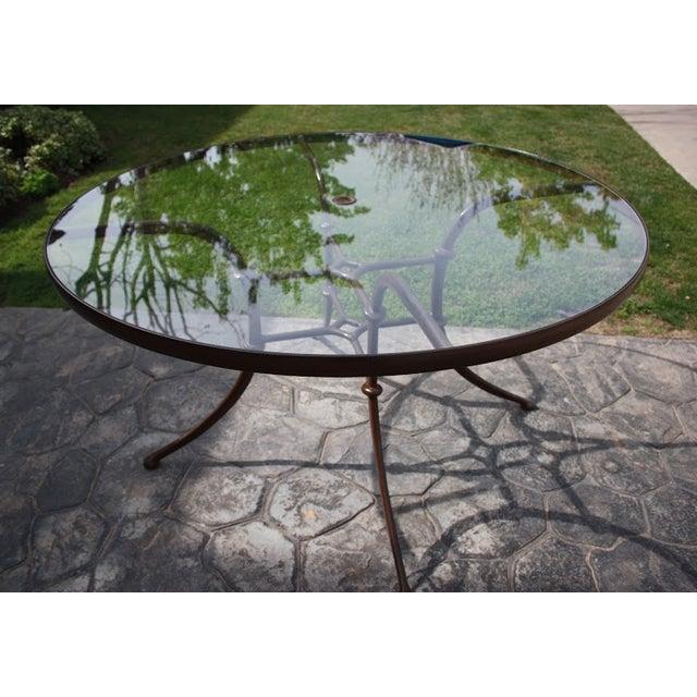 Sunbrella Cushion Outdoor Dining Set - Image 6 of 11