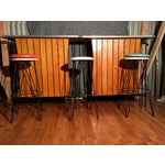 Image of Arthur Umanoff Bar Stools - Set of 3