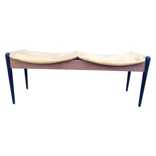 John Stuart Two-Seater Bench