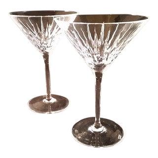 Miller Rogaska Crystal Soho Glasses- A Pair