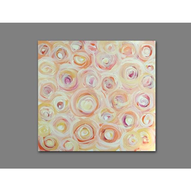 Linnea Heide 'Tearoses' Original Painting - Image 6 of 6