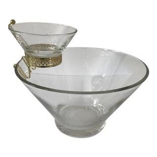 Mid-Century Chip & Dip Bowls - A Set