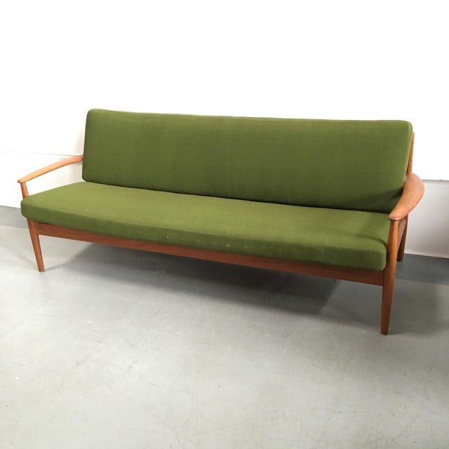 Grete Jalk Danish Sofas - A Pair - Image 3 of 9