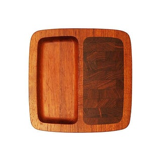 Jens Quistgaard for Dansk Staved Teak Board