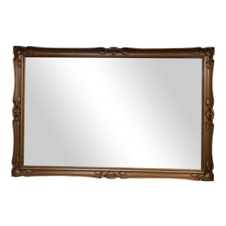 Gilt Framed Wall Mirror