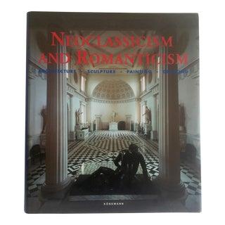"""""""Neoclassicism & Romanticism"""" Hardcover Art & Architecture Book"""