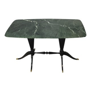 Paolo Buffa for Fratelli Cassina Marble Top Low Table