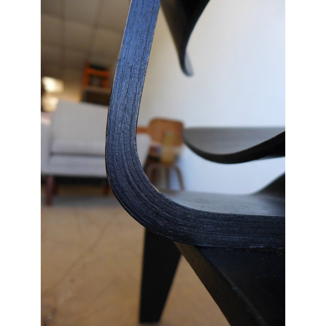 """Eames """"Lounge Chair Wood"""" Chair - Image 8 of 10"""