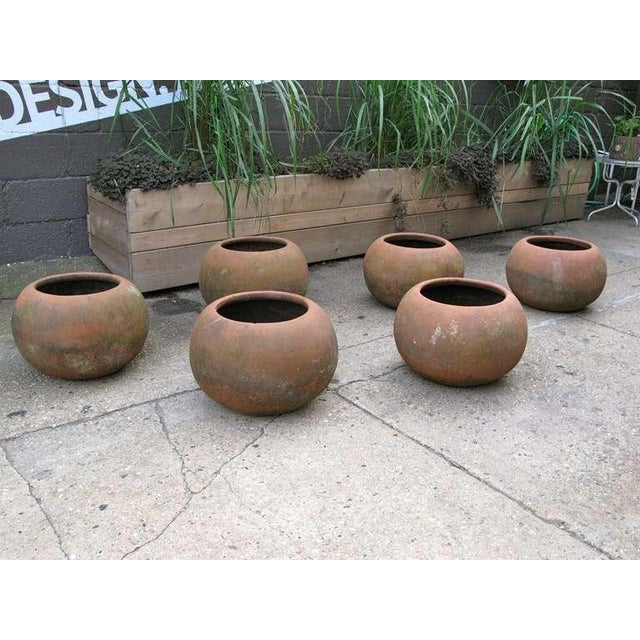 Mid-Century Mexican Terracotta Pots - Image 5 of 10