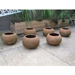 Image of Mid-Century Mexican Terracotta Pots