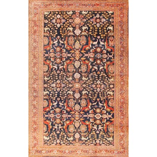 Antique Persian Sultanabad Rug - 12' X 19'