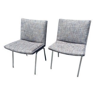 Danish Modern Hans Wegner Airport Chairs - Pair