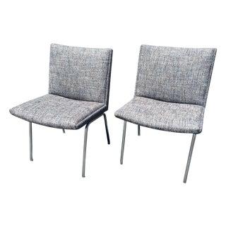 Danish Modern Hans Wegner Airport Chairs - Pair
