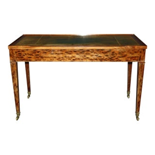 French Directoire Bureau Plat With Game Table