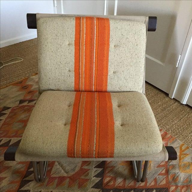 1970 Danish Modern Lounge Chair - Image 3 of 11