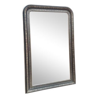 Very Large French Louis Philippe Style Mirror