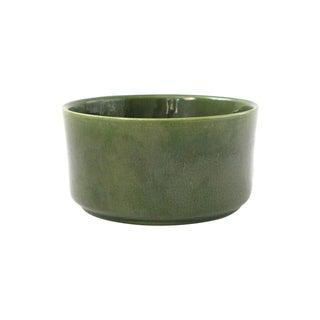Vintage Green Haeger Pottery Vase