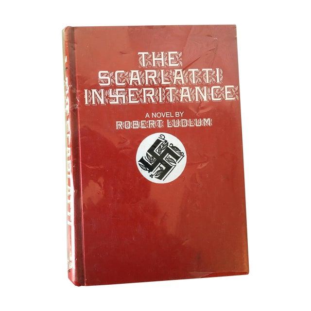 The Scarlatti Inheritance, Robert Ludlum 1st Print - Image 1 of 4