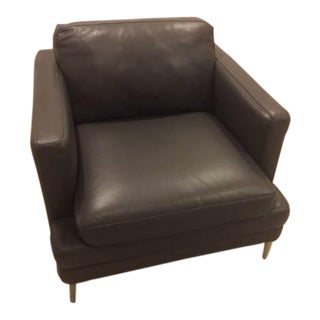 Chateau d'Ax Italian Leather Chair