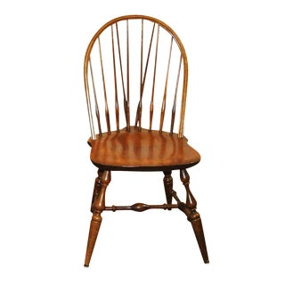 Antique Windsor Wooden Chair