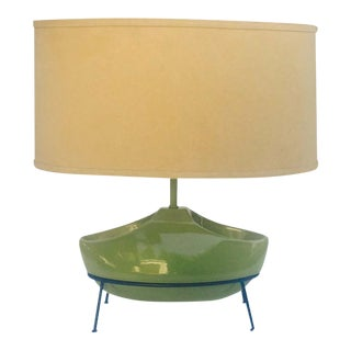 Mid Century Modern Atomic Age Lamp