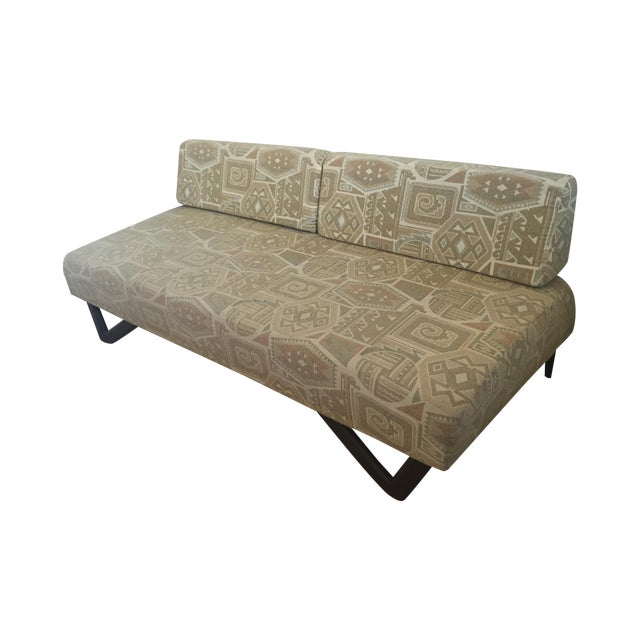 Mid-Century Daybed Sofa - Image 1 of 8