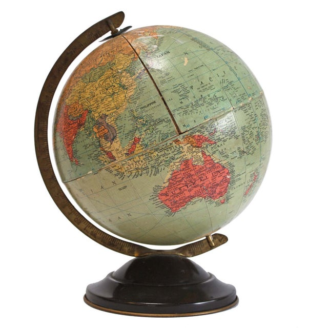 1940s Replogle World Globe - Image 1 of 7
