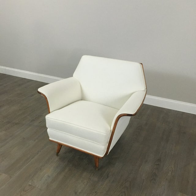 Art Deco Club Chairs - A Pair - Image 5 of 11
